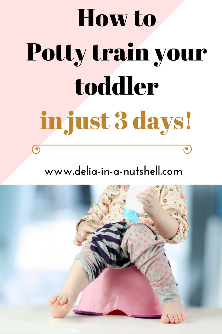 How to potty train in just 3 days! This method really works! I was skeptical to begin with, but amazed by the results! | toddler | potty training | | easy potty training | |potty train your baby | baby | | mom blogger |